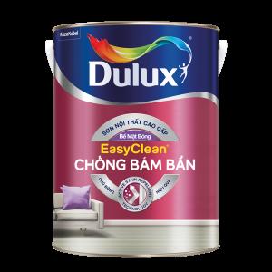 Dulux EasyClean Chống Bám Bẩn Trắng Bóng
