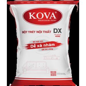 Bột trét nội thất KOVA DX 40KG
