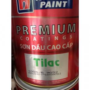Sơn dầu Nippon Tilac Trắng, Đen mờ, B9006