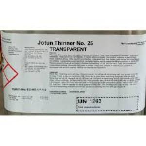 Dung môi Thinner No25
