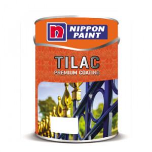 Sơn Nippon Tilac Đen, Trắng 3L