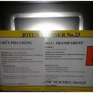 Dung môi Thinner No23