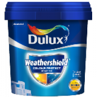 Dulux Weathershield Colour Protect Bề Mặt Mờ - 5L