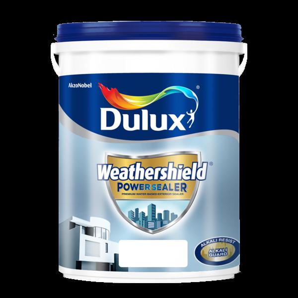 Sơn Lót Ngoại Thất Siêu Cao Cấp Dulux Weathershield Powersealer