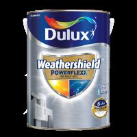 Dulux Weathershield Powerflexx Bề Mặt Mờ