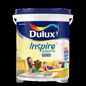 Dulux Inspire Nội Thất Sắc Trắng Bóng