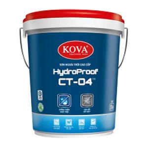 Sơn Ngoại Thất KOVA Hydroproof CT-04 20KG