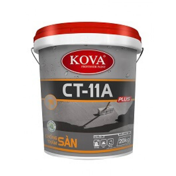 Chất Chống Thấm Cao Cấp KOVA CT-11A Plus Sàn 20kg