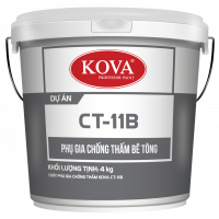 Chất Phụ Gia Chống Thấm KOVA CT-11B 4KG