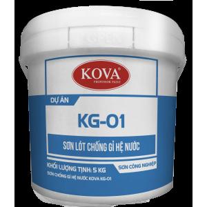 Sơn Chống Gỉ Hệ Nước KOVA KG-01 5kg