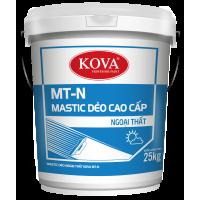 Mastic Dẻo Ngoại Thất KOVA MT-N 25KG