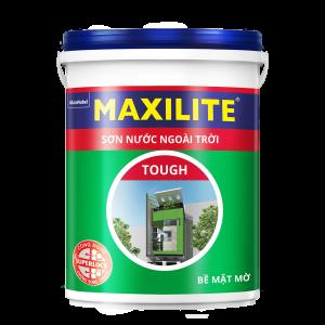 Sơn Maxilite Tough Trắng mờ