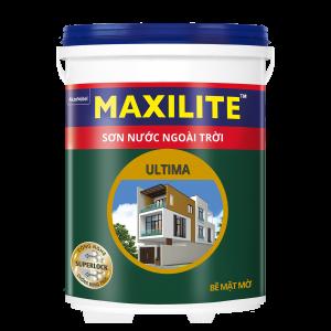 Sơn Maxilite Ultima - Bề Mặt Mờ