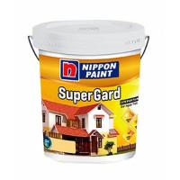 Sơn ngoại thất Nippon Supergard Trắng