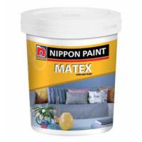 Sơn nội thất Nippon Matex Màu nhạt