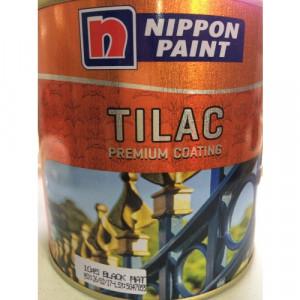 Sơn Nippon Tilac Đen, Trắng 0.8L