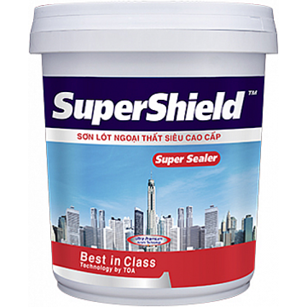 Sơn lót SuperShield Super Sealer (18L)