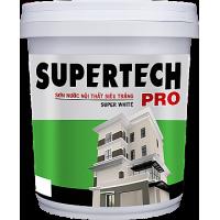 Sơn Nước Nội Thất Siêu Trắng Supertech Pro
