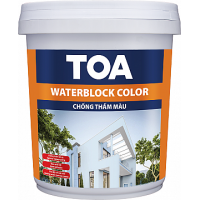 TOA Waterblock Color – Chống Thấm Màu