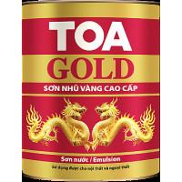 Sơn nước nhũ vàng cao cấp TOA Gold Emulsion