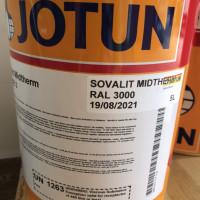 Sơn Solvalitt Midtherm Grey 71 5L