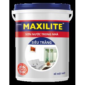 Maxilite Total Trắng mờ