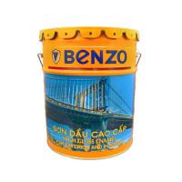 Sơn dầu Alkyd Benzo 17.5L - Màu Xám