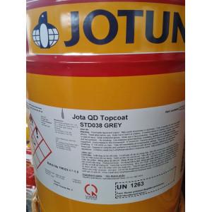 Jota QD Topcoat Grey 38