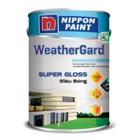 Sơn Nippon WeatherGard Siêu Bóng Trắng